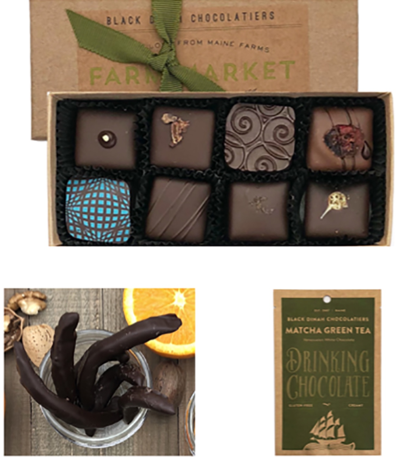 Chocolate care packages