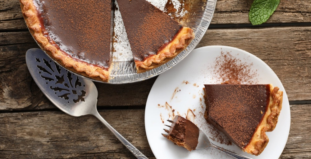 Lisa Donovan Chocolate chess pie
