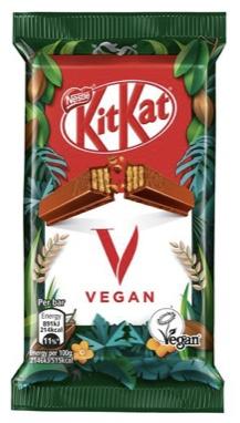 Vegan Kit Kat