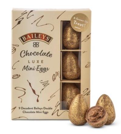 Baileys mini eggs