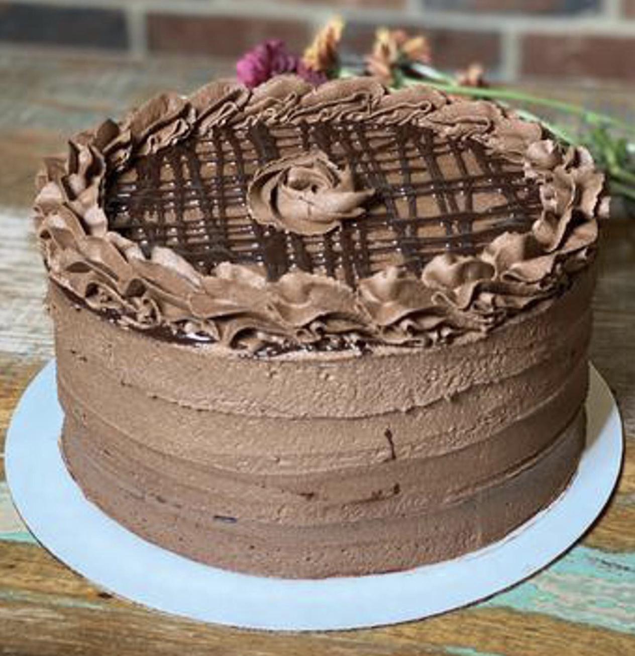 Pinewood Chocolate cake