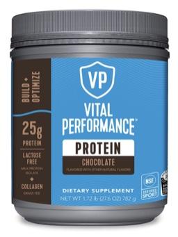 Jennifer Aniston chocolate protein